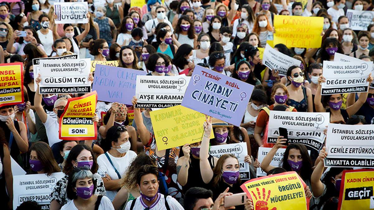 La Turchia lascia la Convenzione di Istanbul approvata nel 2011 per prevenire e combattere la violenza contro le donne