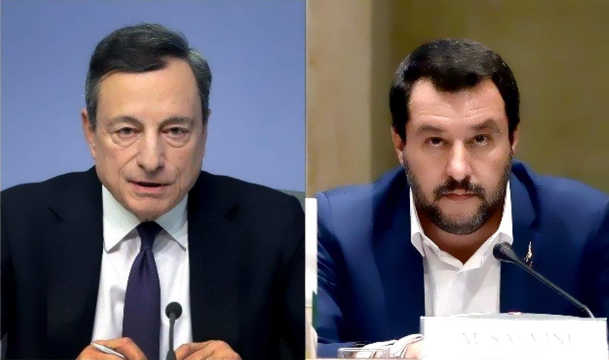 A come uscire dall'emergenza Covid ci penserà Draghi con l'aiuto di Salvini, ma...