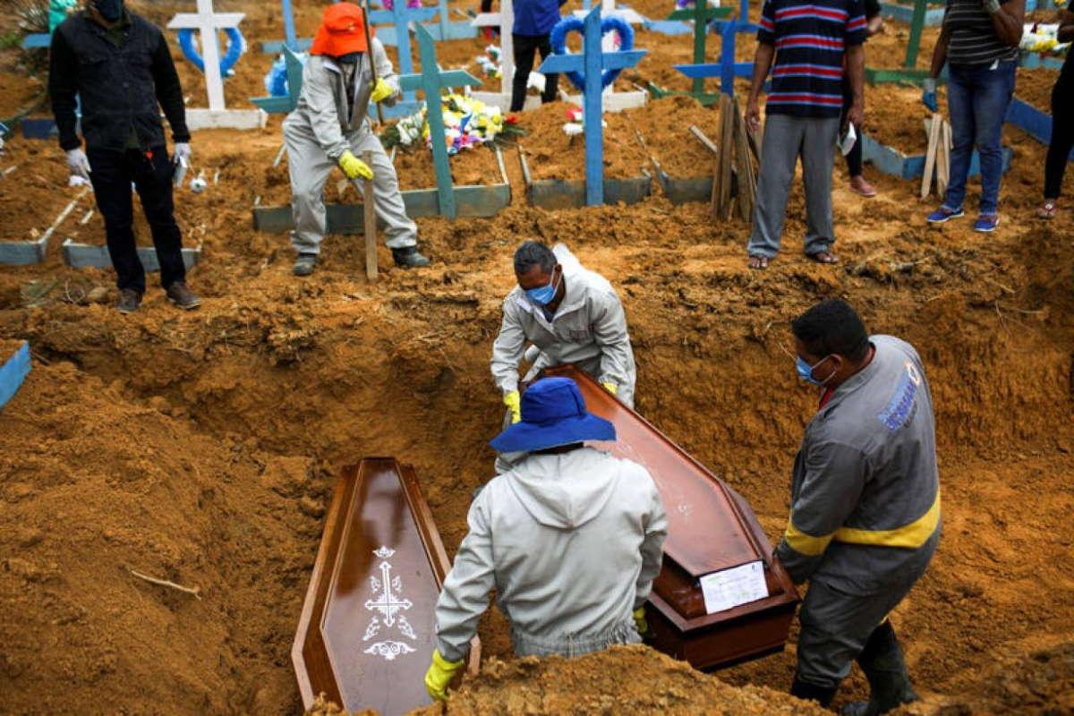 Covid: il numero di contagi nel mondo sale a 117.424.768 mentre i decessi superano quota 2,6 milioni