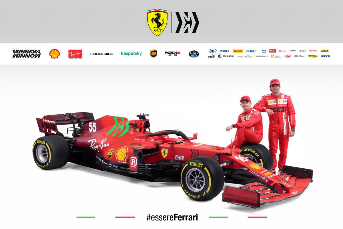Formula1: presentata la SF21, sarà per Ferrari la vettura del riscatto?