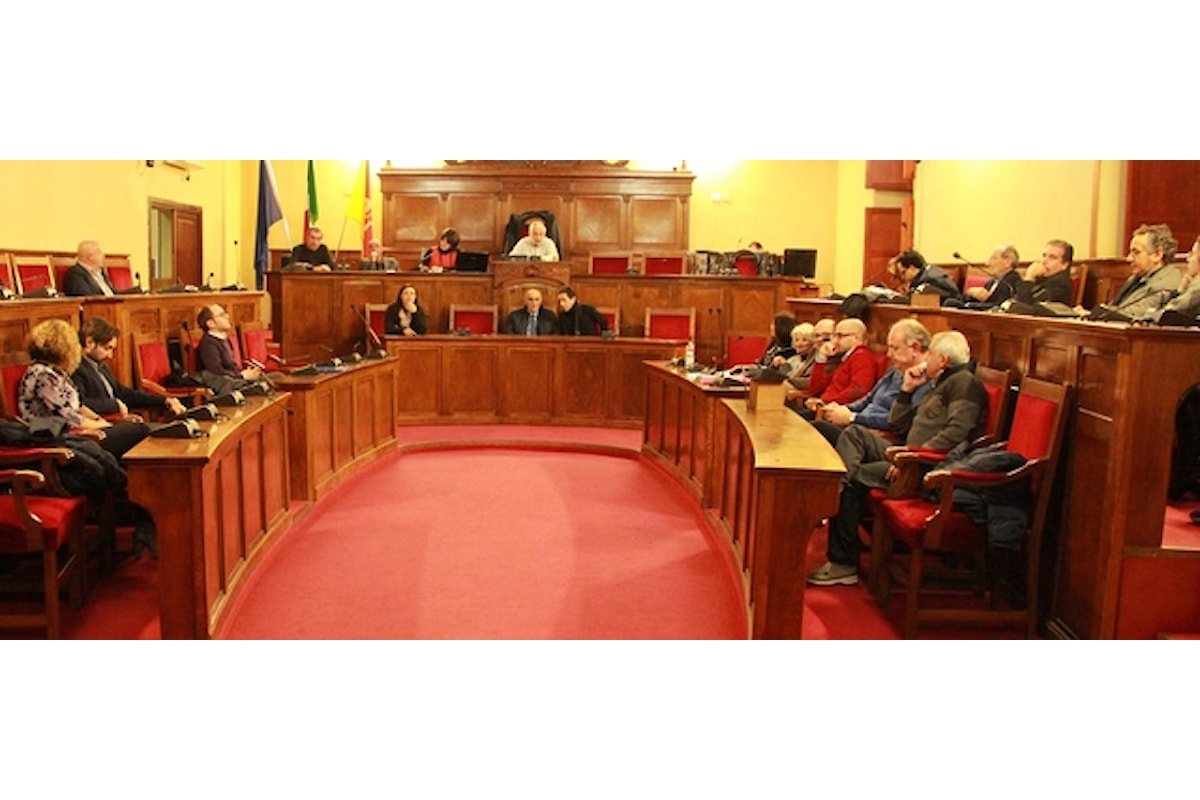 Milazzo (ME) - Consiglio comunale approva importanti modifiche al regolamento idrico