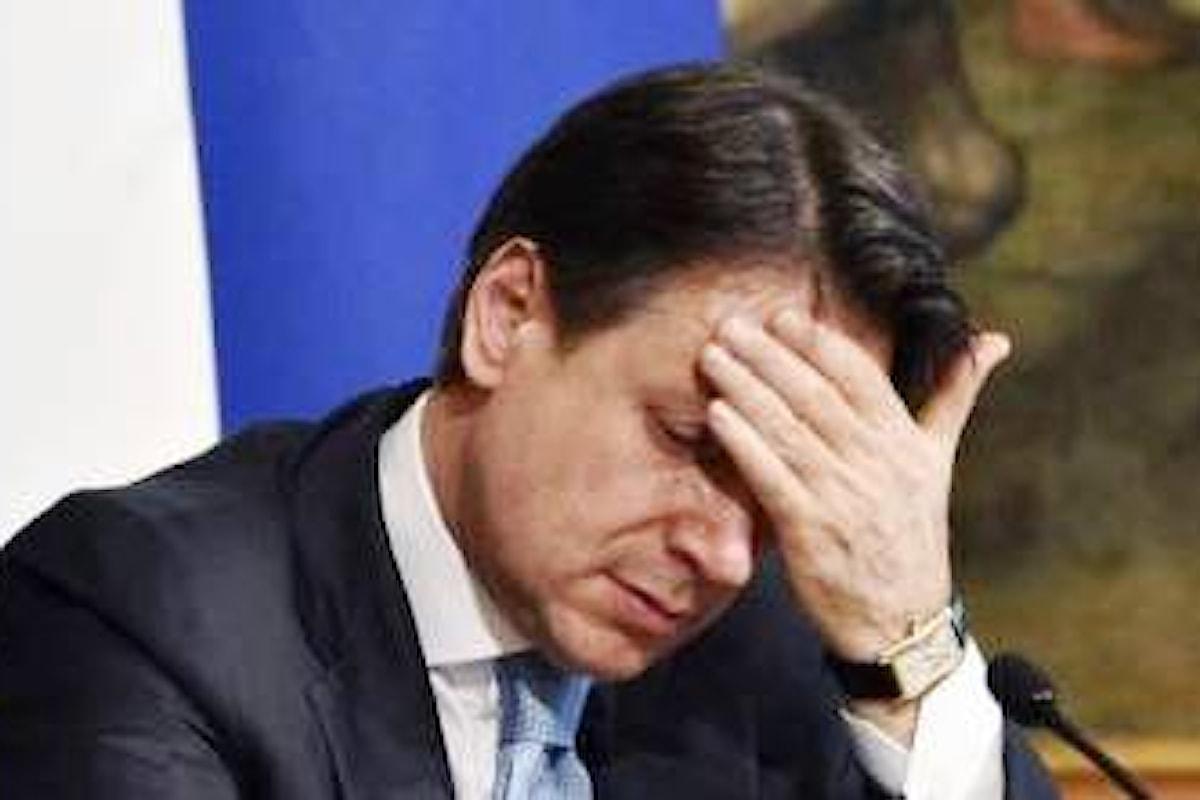 Il harakiri di Giuseppe Conte