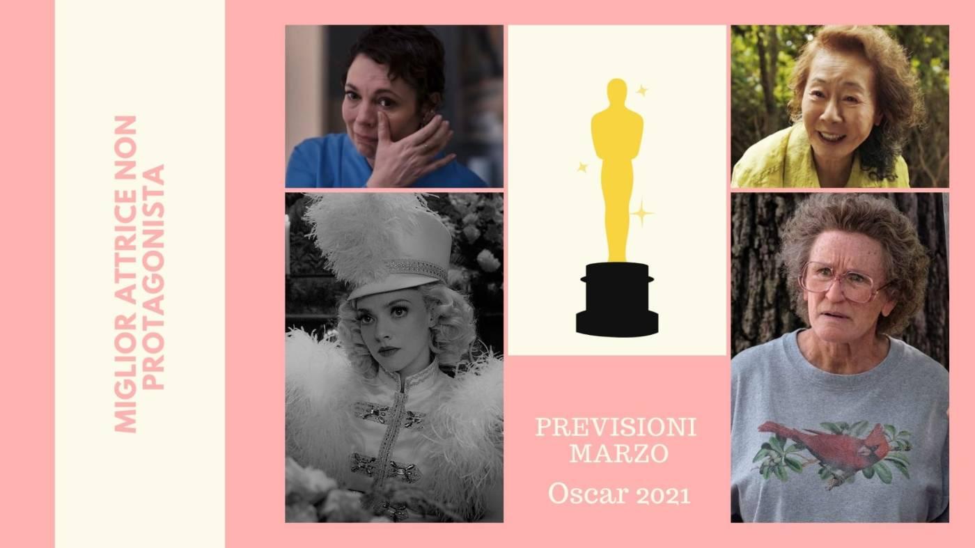 Previsioni Nominations Oscar 2021: le 8 migliori attrici non protagoniste da tenere d'occhio (previsioni marzo)