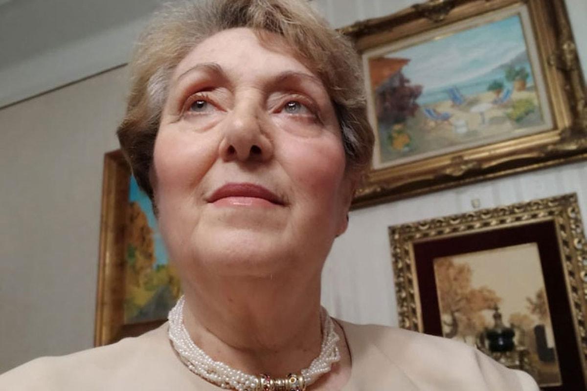 """""""L'ineffabile sapore della dignità"""" di Anna (Susanna) Giancontieri Mele"""