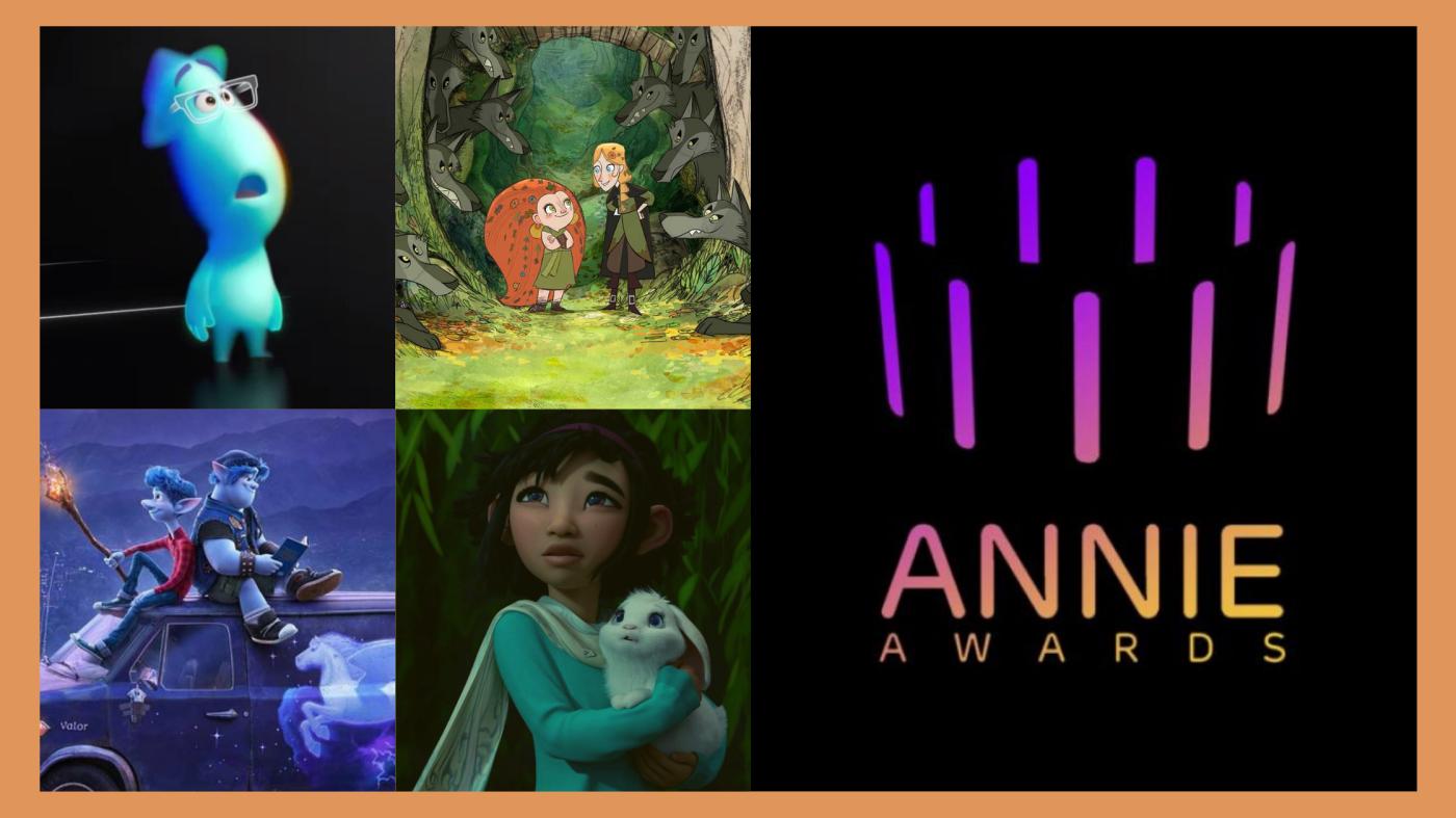 Annie Awards 2021: pioggia di nominations per Soul e Wolfwalkers - Il popolo dei lupi