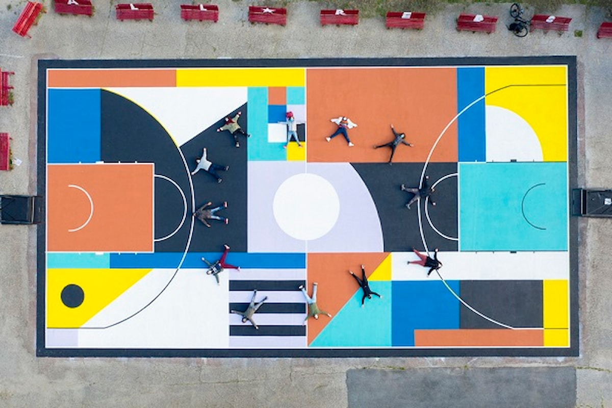 Cantieri San Paolo. A Roma, il nuovo laboratorio a cielo aperto di street art e arte urbana