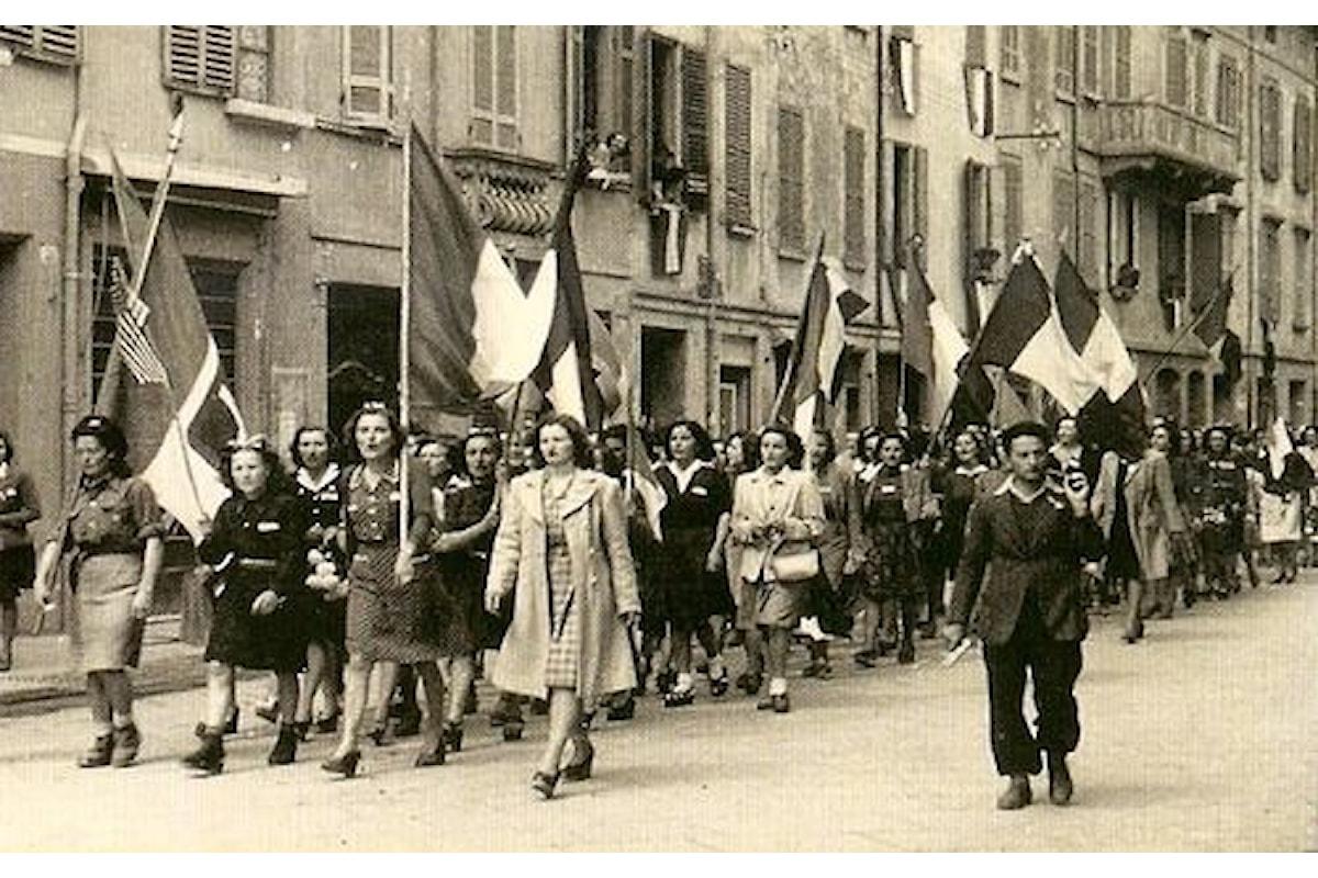 25 Aprile: la resistenza taciuta.