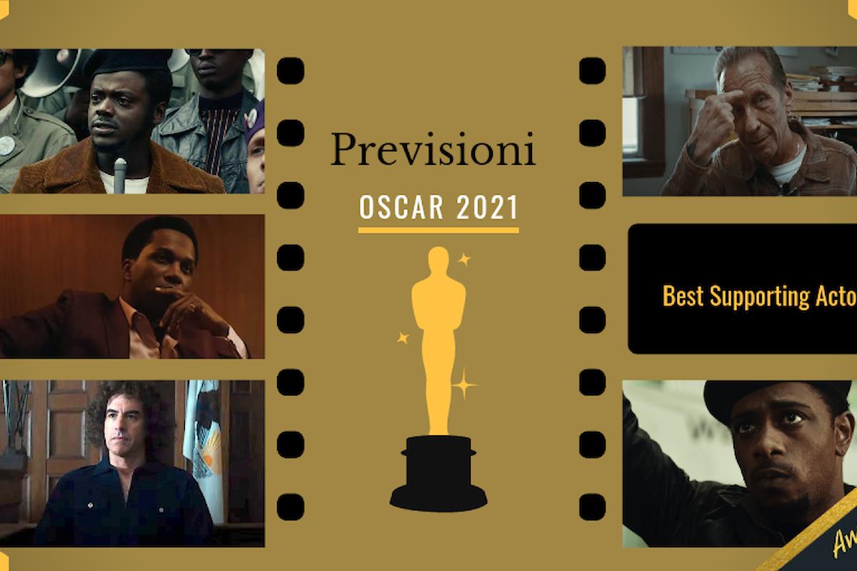 Previsioni Oscar 2021: chi ha più chance nella categoria Miglior attore non protagonista?