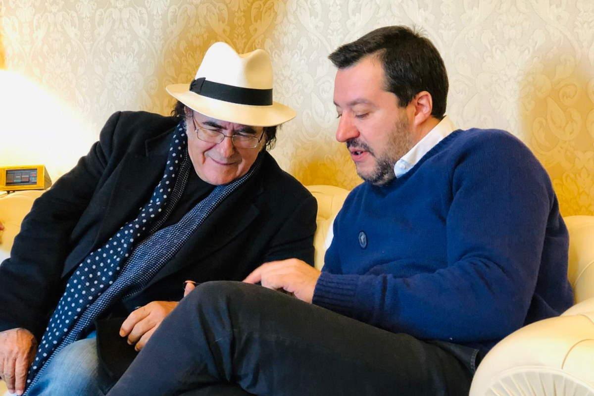 Sabato a Palermo Salvini potrebbe essere rinviato a giudizio per il caso Open Arms: così è iniziata la campagna pro capitano