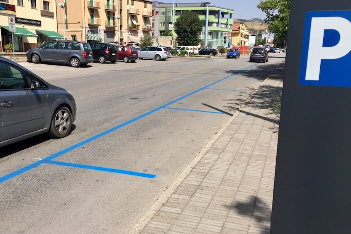 Milazzo (ME) – Parcheggi a pagamento, pubblicato bando di gara per un anno