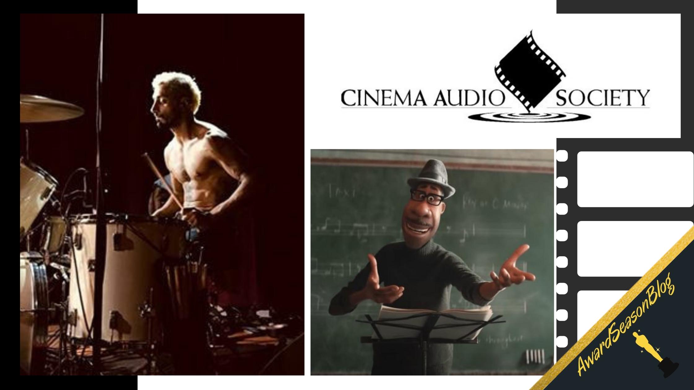 Cinema Audio Society Awards: Sound of Metal e Soul premiati per il miglior sonoro