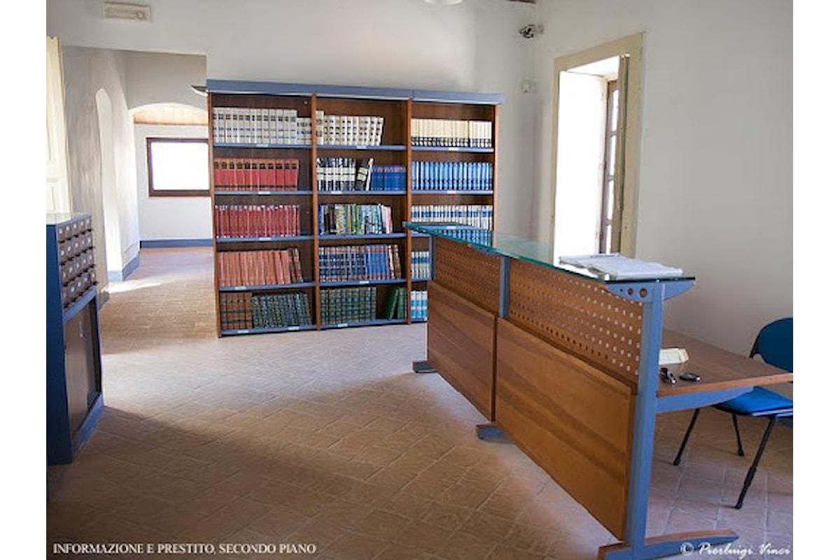 Milazzo (ME) - Biblioteca, aggiornata l'offerta dei volumi per i cittadini