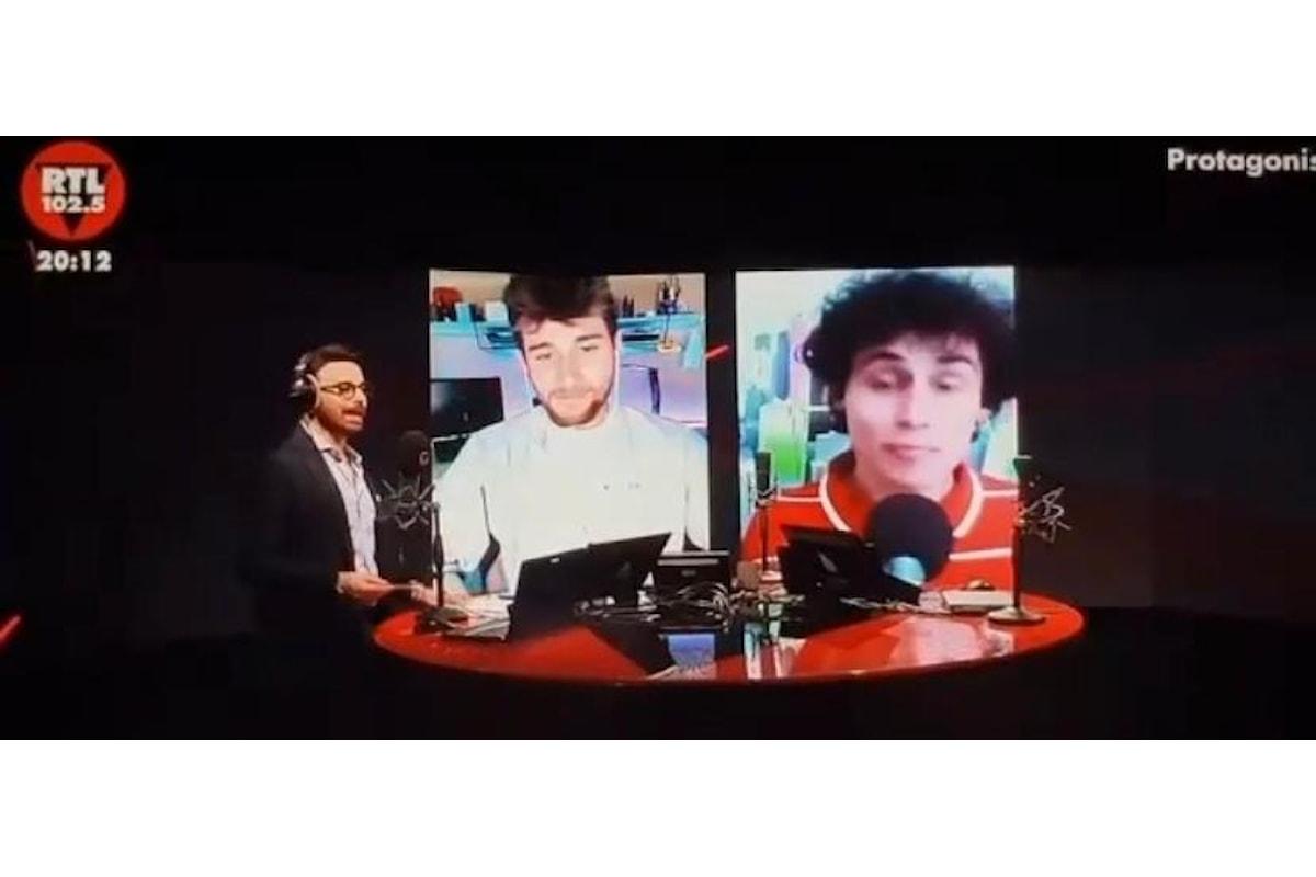 Christian Musella nominato l'influencer del buon esempio dalla RTL 102.5 - FOTO