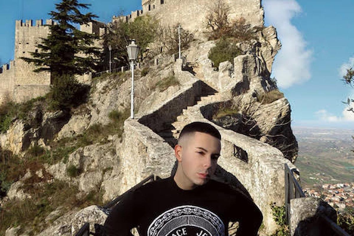 """San Marino, l'influencer Federico Rutali a DiMartedì su La7: """"Finalmente qui ho potuto cenare al ristorante senza il coprifuoco alle 22, un ritorno alla normalità"""""""