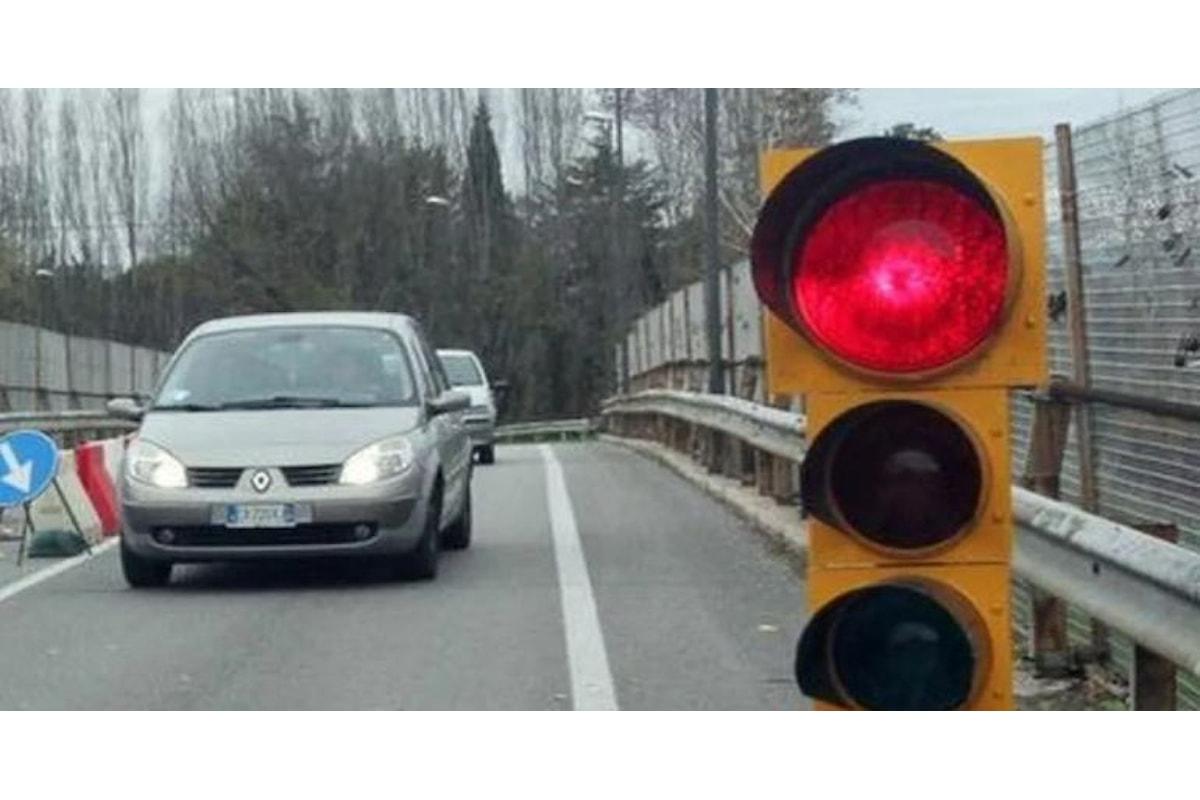 Milazzo (ME) – Cavalcavia di Olivarella regolamentato al transito veicolare