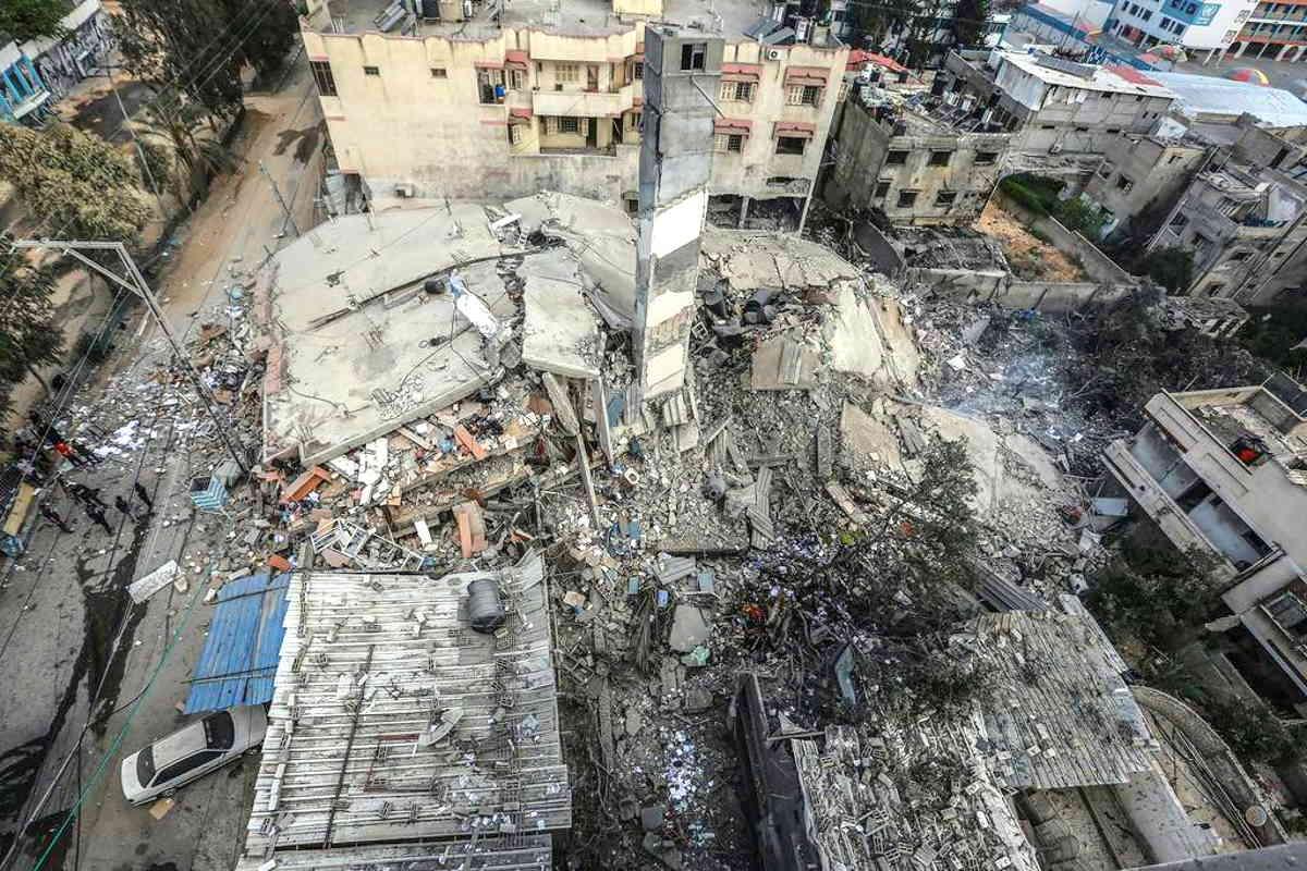 Tra Gaza e Israele ancora nessun accordo per il cessate il fuoco