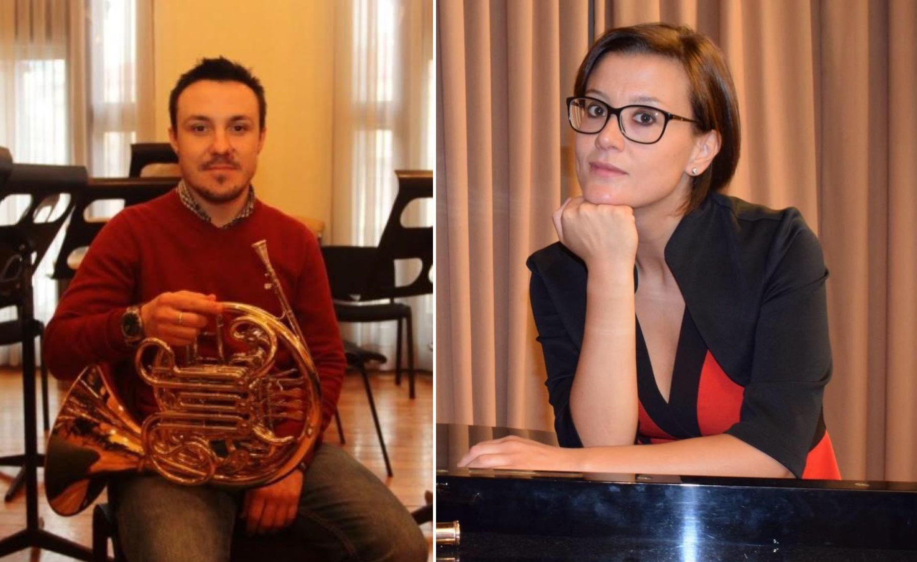 6 Giugno 2021 al Sacro Monte Calvario di Domodossola un interessante concerto per pianoforte, corno e corno delle alpi