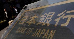 Ripresa economia, la Bank of Japan è preoccupata per l'alto numero di contagi