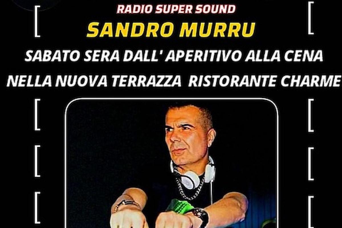 Sandro Murru Kortezman e la sua musica dall'aperitivo in poi allo Charme di Settimo San Piero - Cagliari