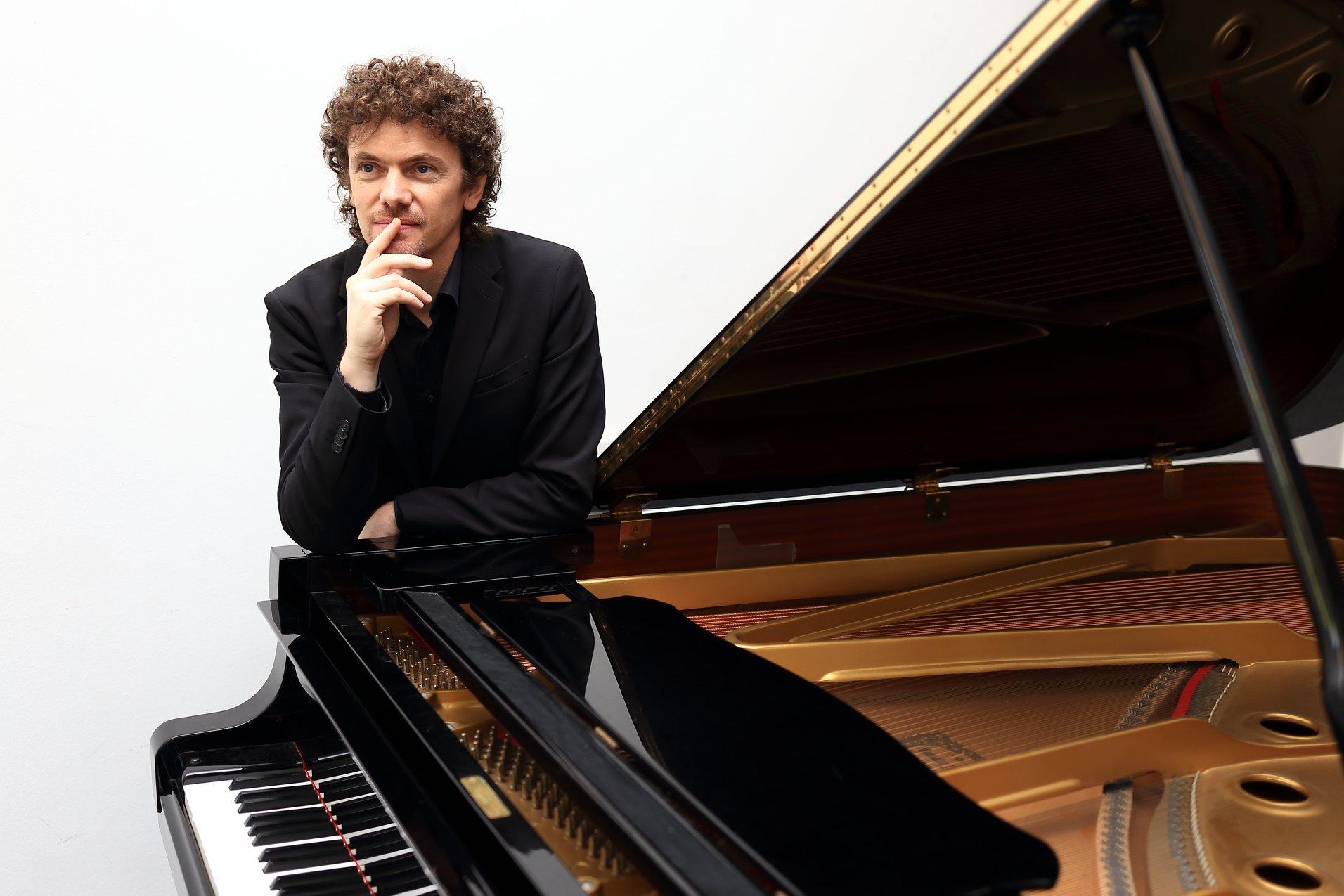 """Domenica 23 maggio al Sacro Monte Calvario di Domodossola il concerto pianistico per la Rassegna """"Pomeriggi in concerto 2021"""""""