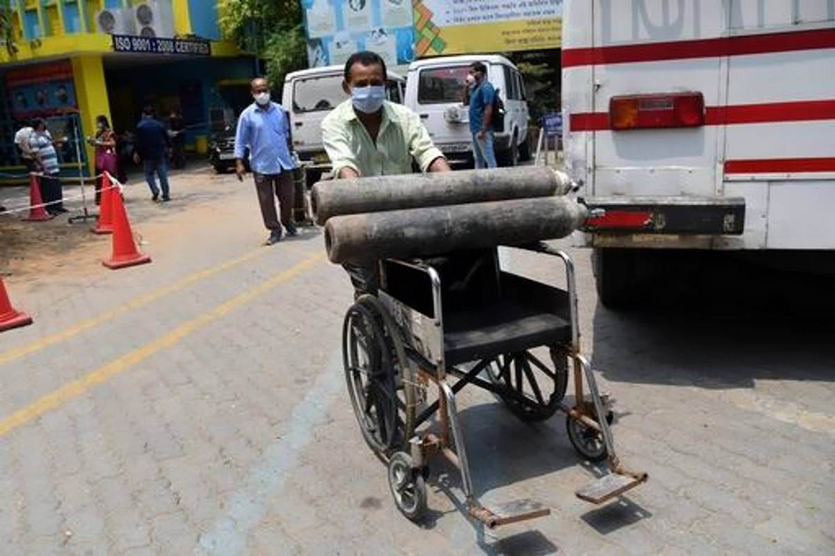 Il contagio da Covid in India nelle ultime 24 ore: più di 4 nuovi casi al secondo e più di 2 morti al minuto