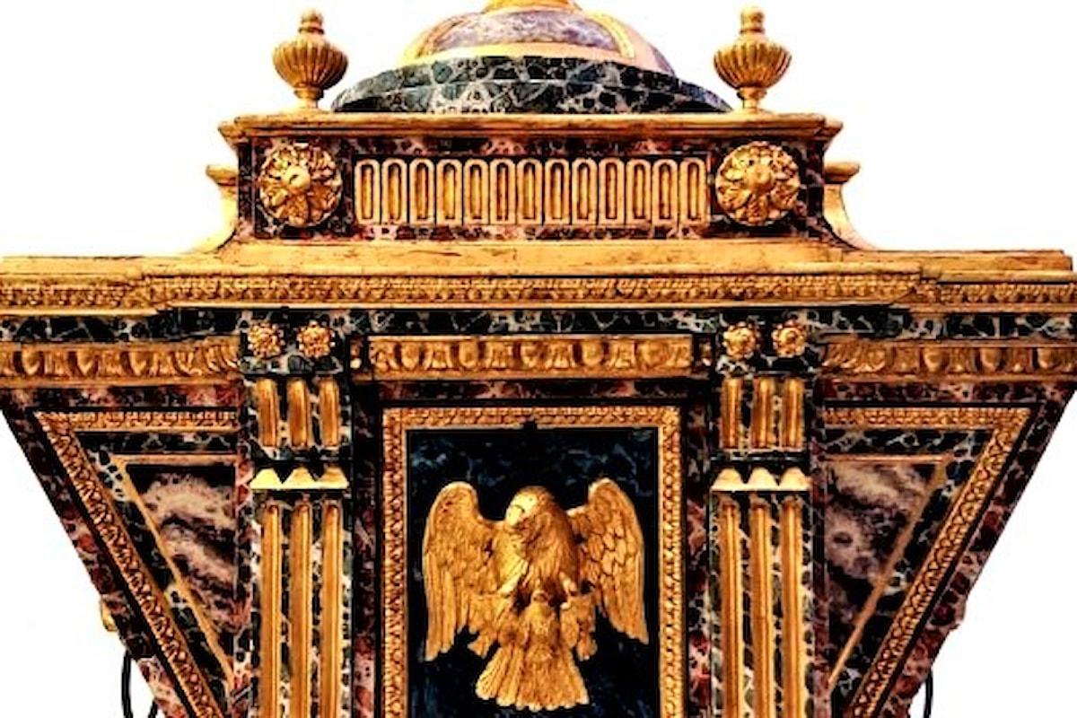 Milazzo (ME) - Domenica la consegna del tabernacolo neoclassico della chiesa del Rosario
