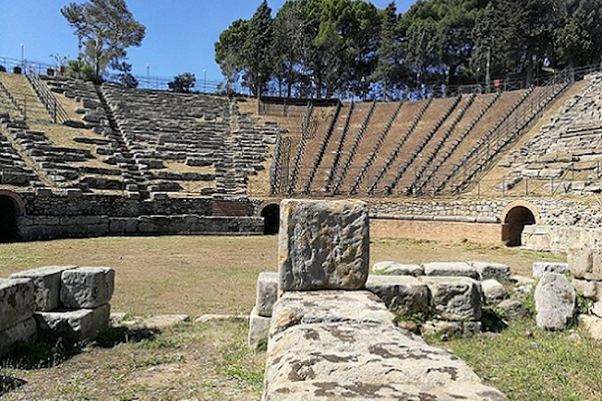 Patti (ME) – Interventi al Parco Archeologico di Tindari