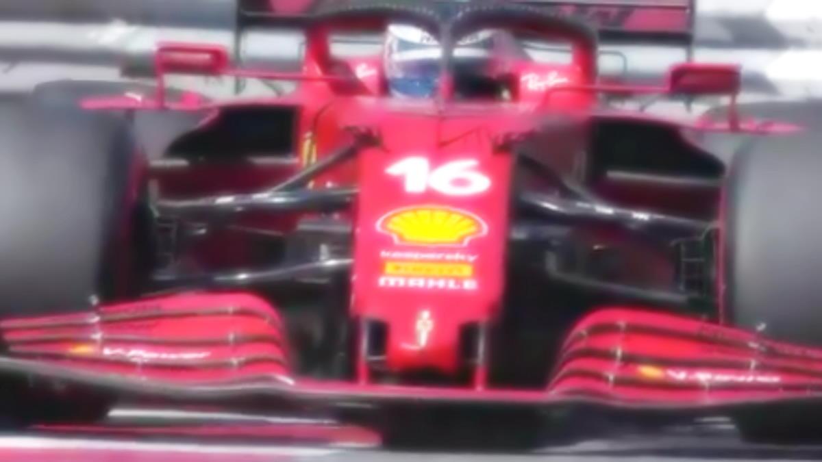 Formula 1, le Ferrari nelle libere del GP di Monaco accendono la fantasia dei tifosi
