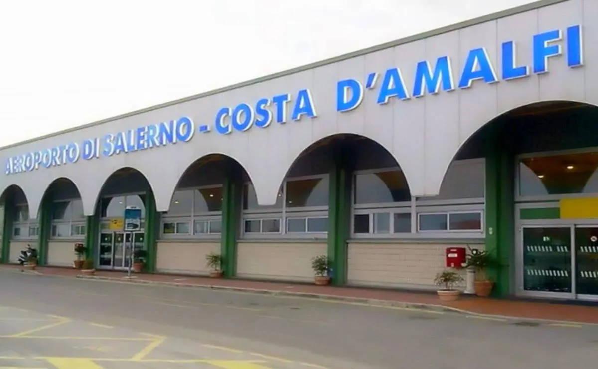 La verità sull'aeroporto Costa D'Amalfi di Pontecagnano-Salerno continua a non essere raccontata !
