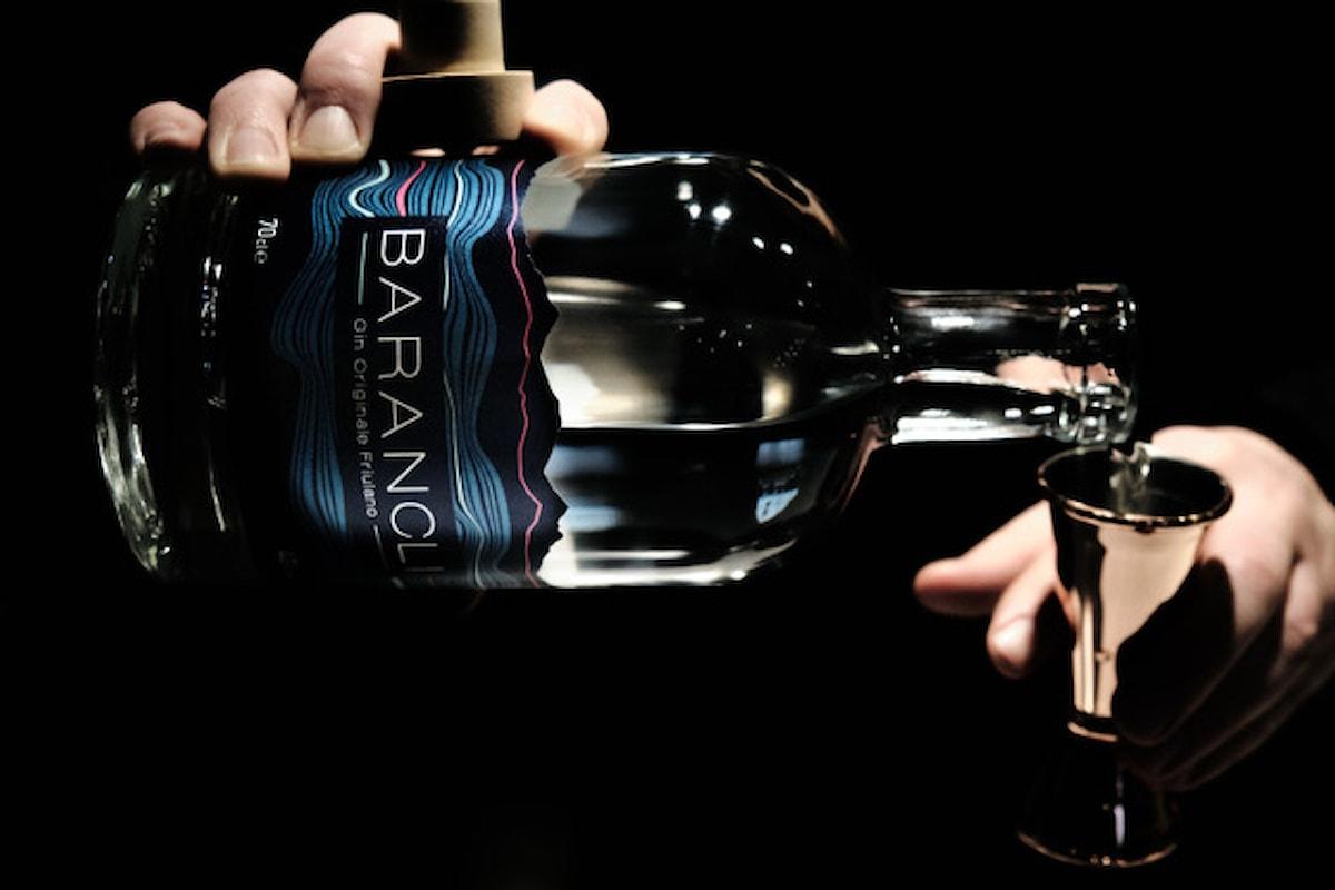 Barancli è il gin 100% friuliano creato da Michele Piagno