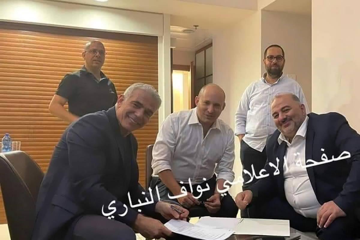 Israele, Lapid conferma la nascita del nuovo governo. Si conclude l'era Netanyahu