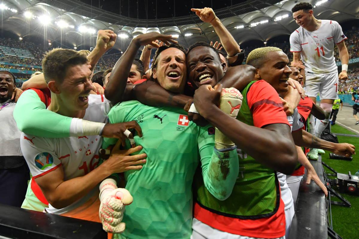 Euro 2020, a sorpresa ma con merito la Svizzera supera la Francia 8-7 dopo i calci di rigore