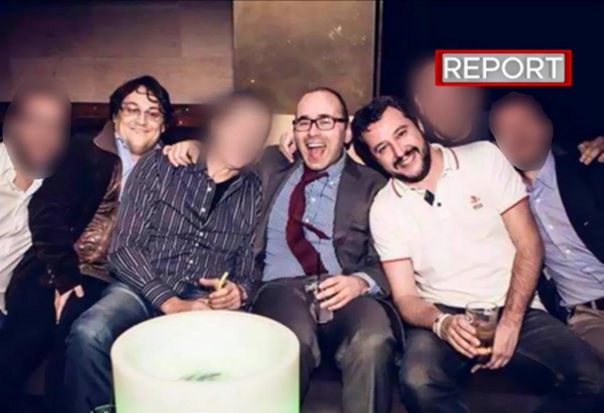 Salvini ha condannato i due commercialisti della Lega