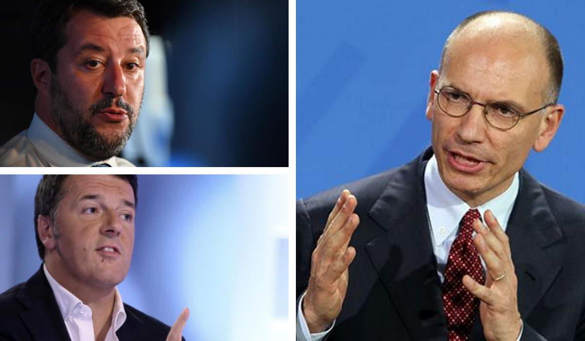 Gli alleati Renzi e Salvini confermano di voler bocciare al Senato il ddl Zan
