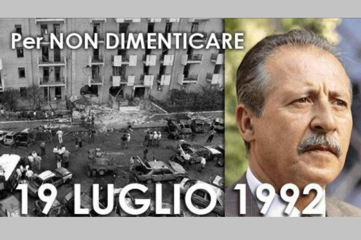 Paolo Borsellino, un esempio di educazione alla legalità per i giovani