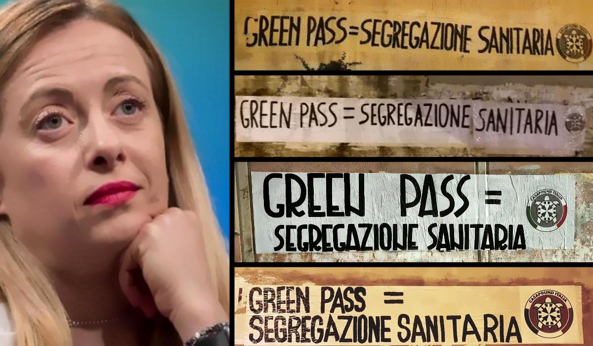 Giorgia Meloni: Ora mi chiedo: chi sono i veri negazionisti?
