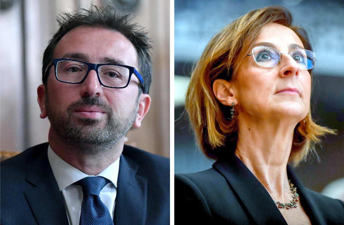 La riforma della prescrizione indicata dalla ministra Cartabia non piace all'ex ministro Bonafede