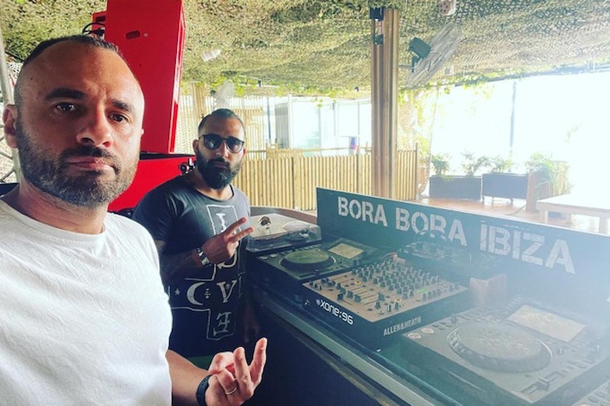 I D Beat ancora protagonisti a Ibiza per il Kleos Showcase al Bora Bora Beach Club