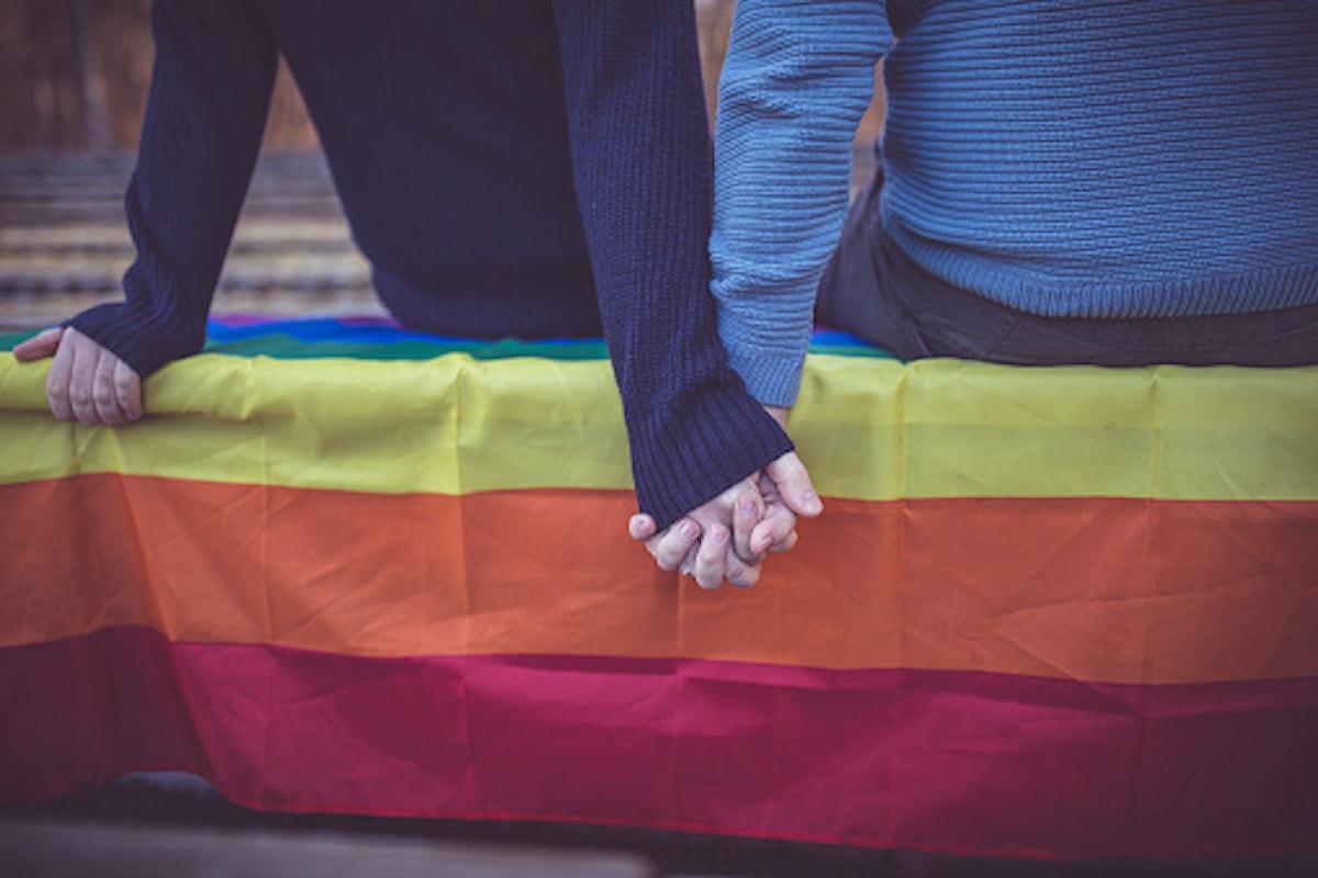 Atto vandalico a Francavilla al Mare contro panchina arcobaleno, Maximo De Marco responsabile Partito Gay Abruzzo condanna l'accaduto