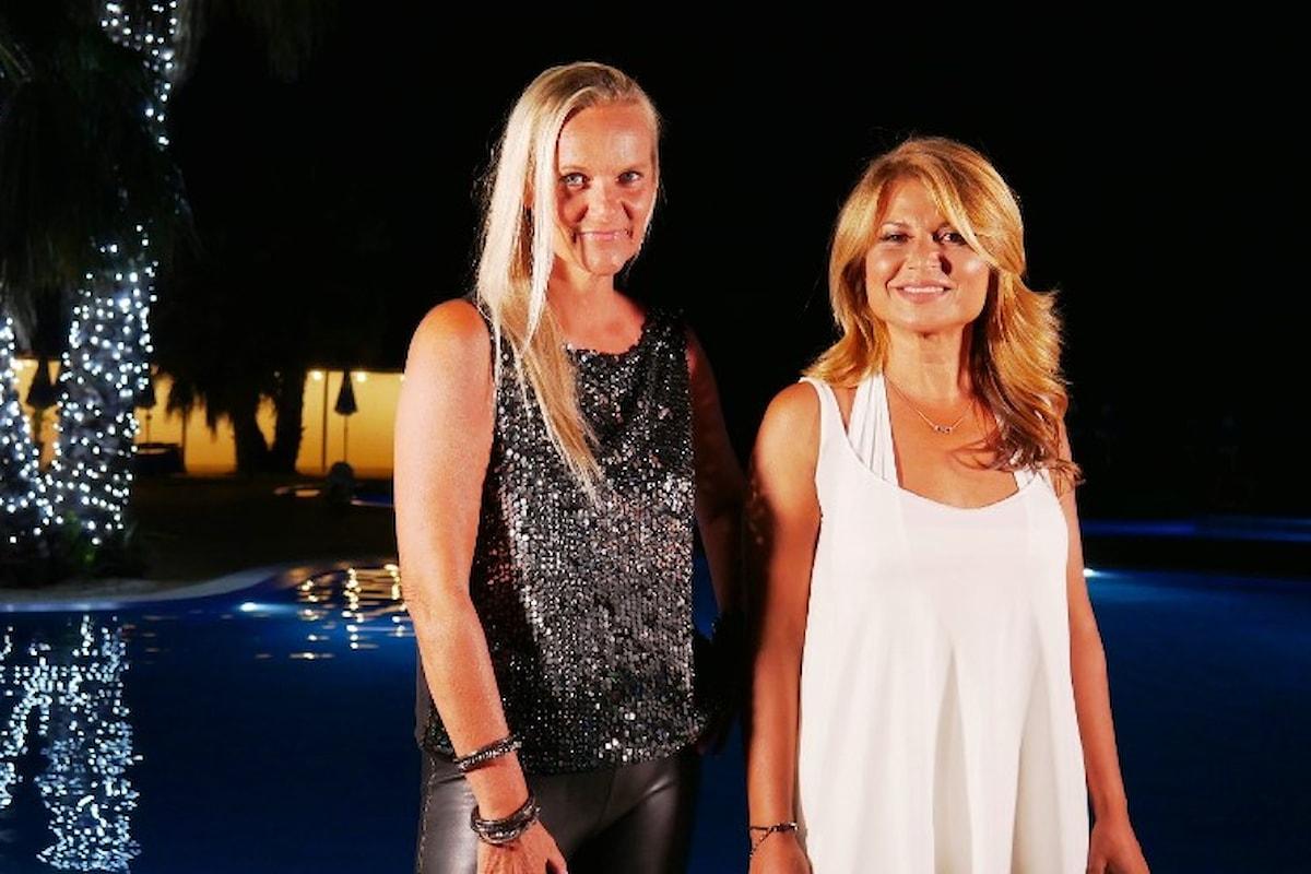 Estate90 in Puglia: Haiducii e Nathalie Aarts incantano i fan a Tenuta Giannini
