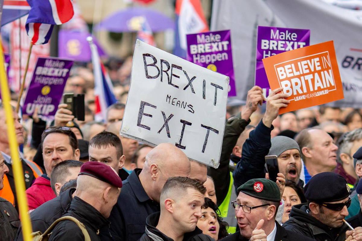La Brexit, come era prevedibile, non è stata un affare per il Regno Unito