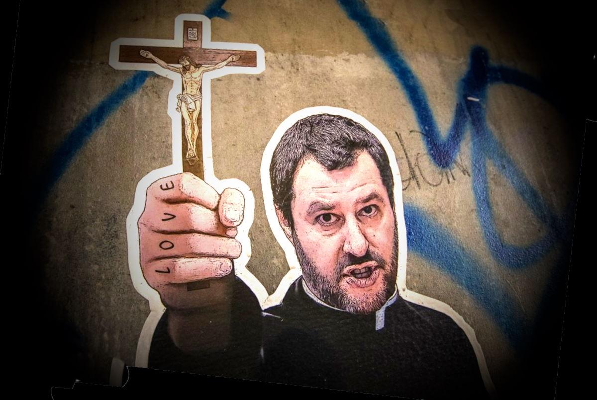 Papa Francesco in Slovacchia (indirettamente) ricorda ai sovranisti che loro non possono essere i paladini del cristianesimo