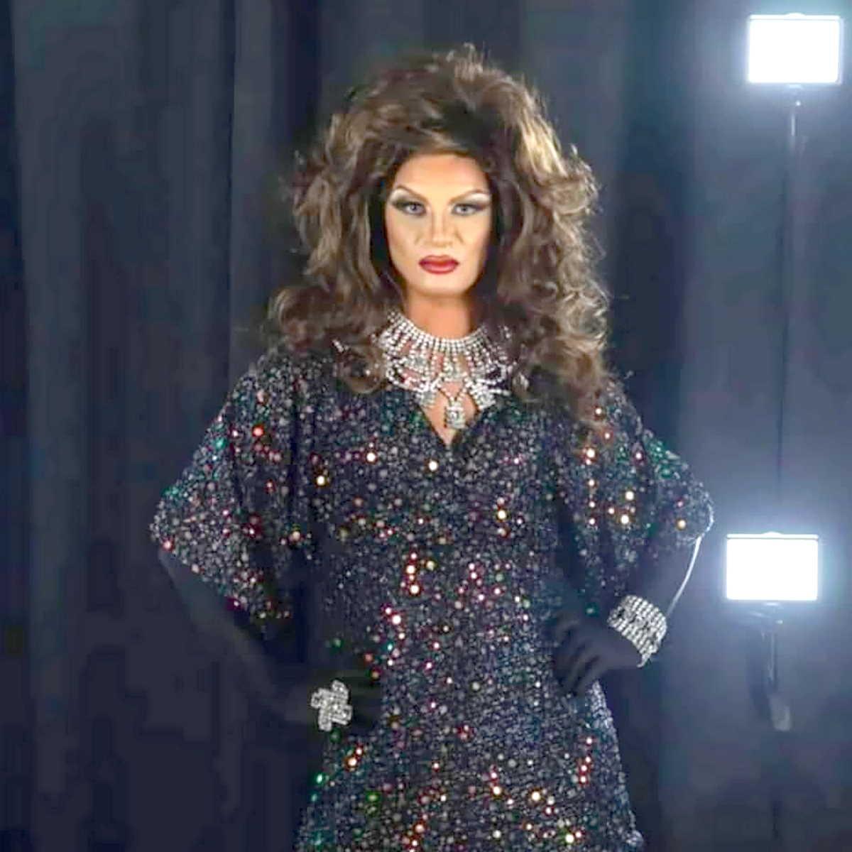 Chantal Tirabouchon premiata in Spagna come Drag Queen rivelazione dell'anno!