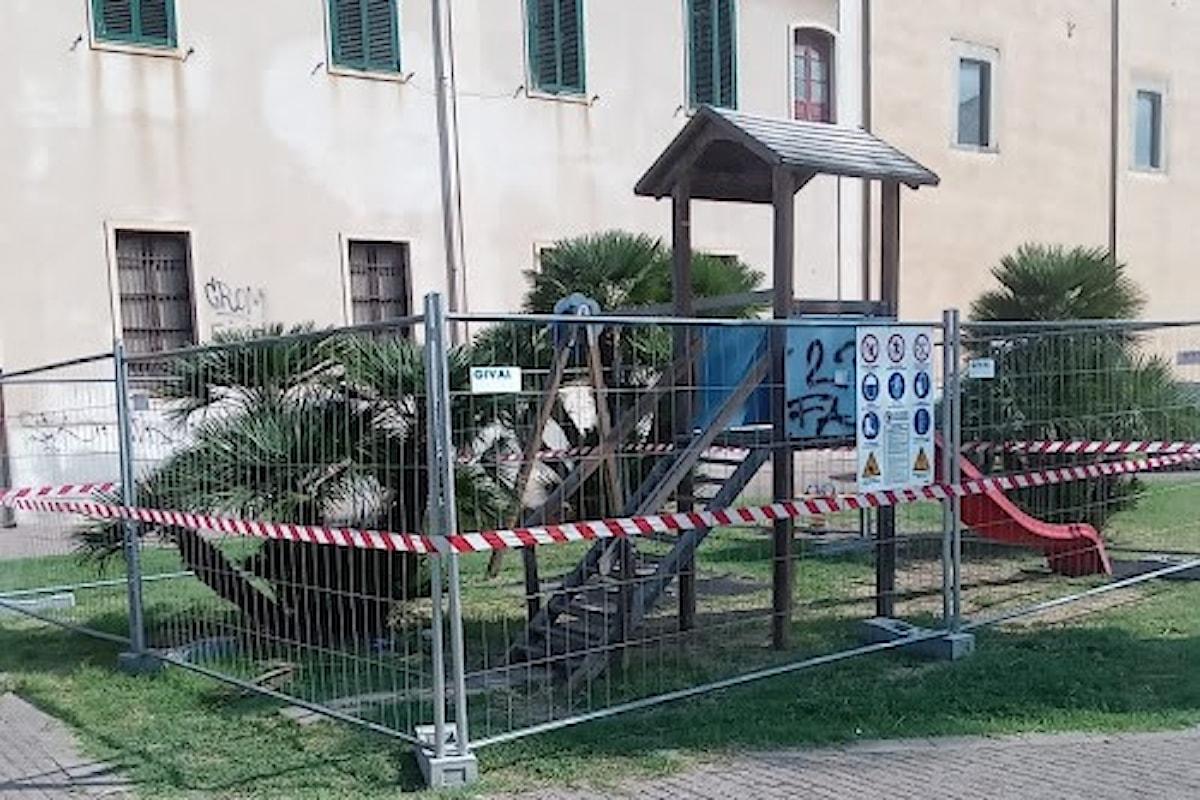 Milazzo (ME) - Approvata la riqualificazione del Parco giochi inclusivo piazza San Papino