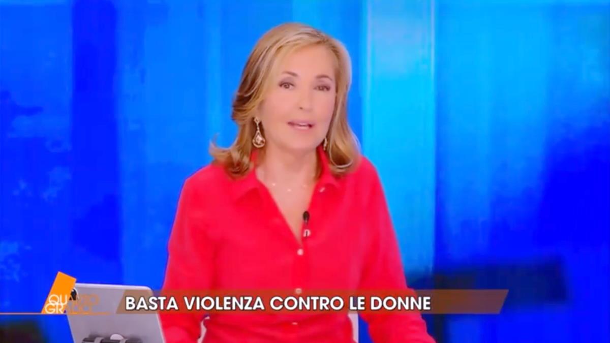 Dopo aver ipotizzato una giustificazione alla violenza sulle donne, ora la Palombelli pretende di essere stata diffamata