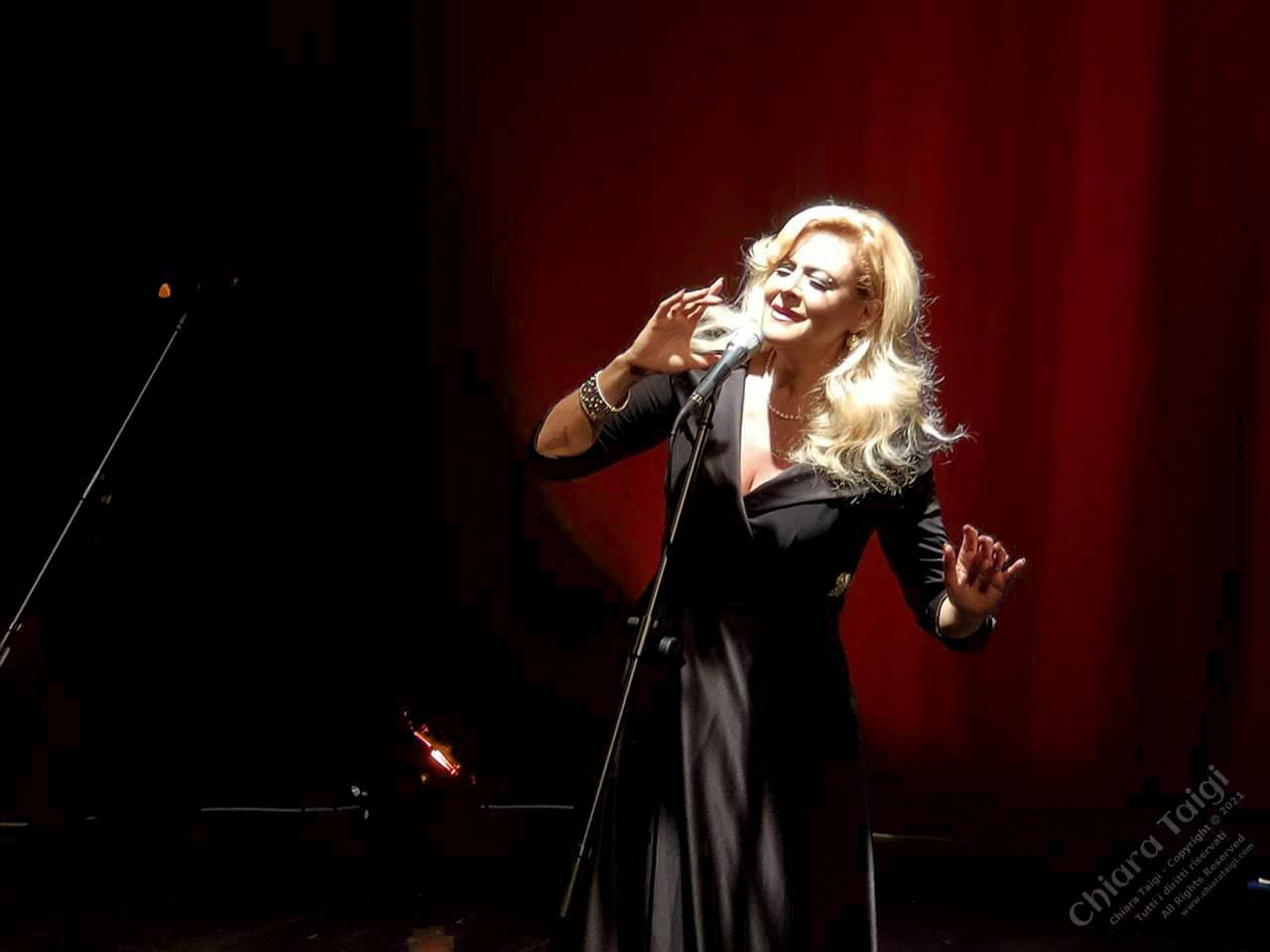 CHIARA TAIGI in Teatro - Ritorna la Lirica in concerto a Montefano