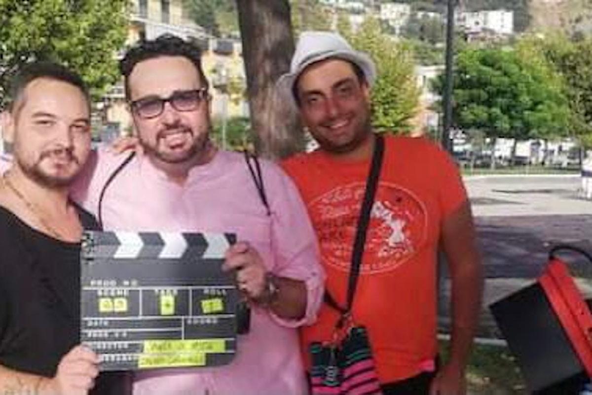 Concluse a Pozzuoli le riprese del film  T'ho aspettata da una vita di James La Motta