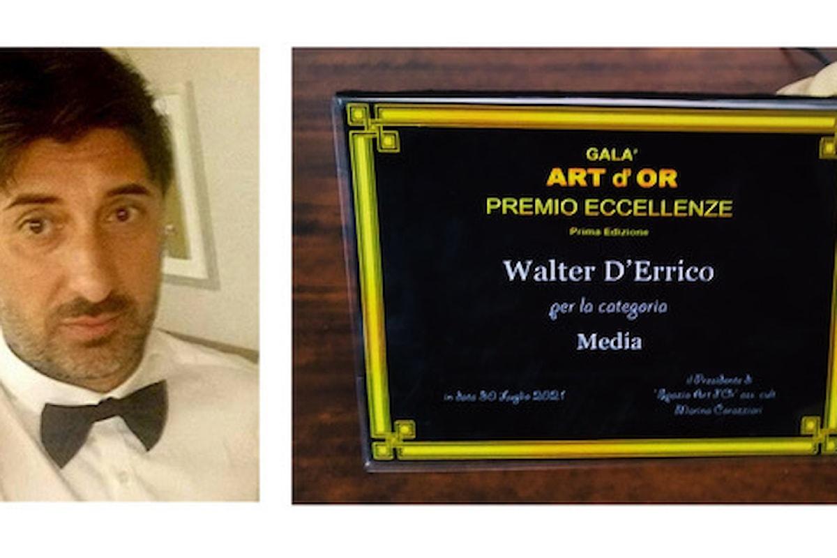 DiTutto lancia i suoi originali format streaming/tv ed è subito successo: intervista a Walter D'Errico
