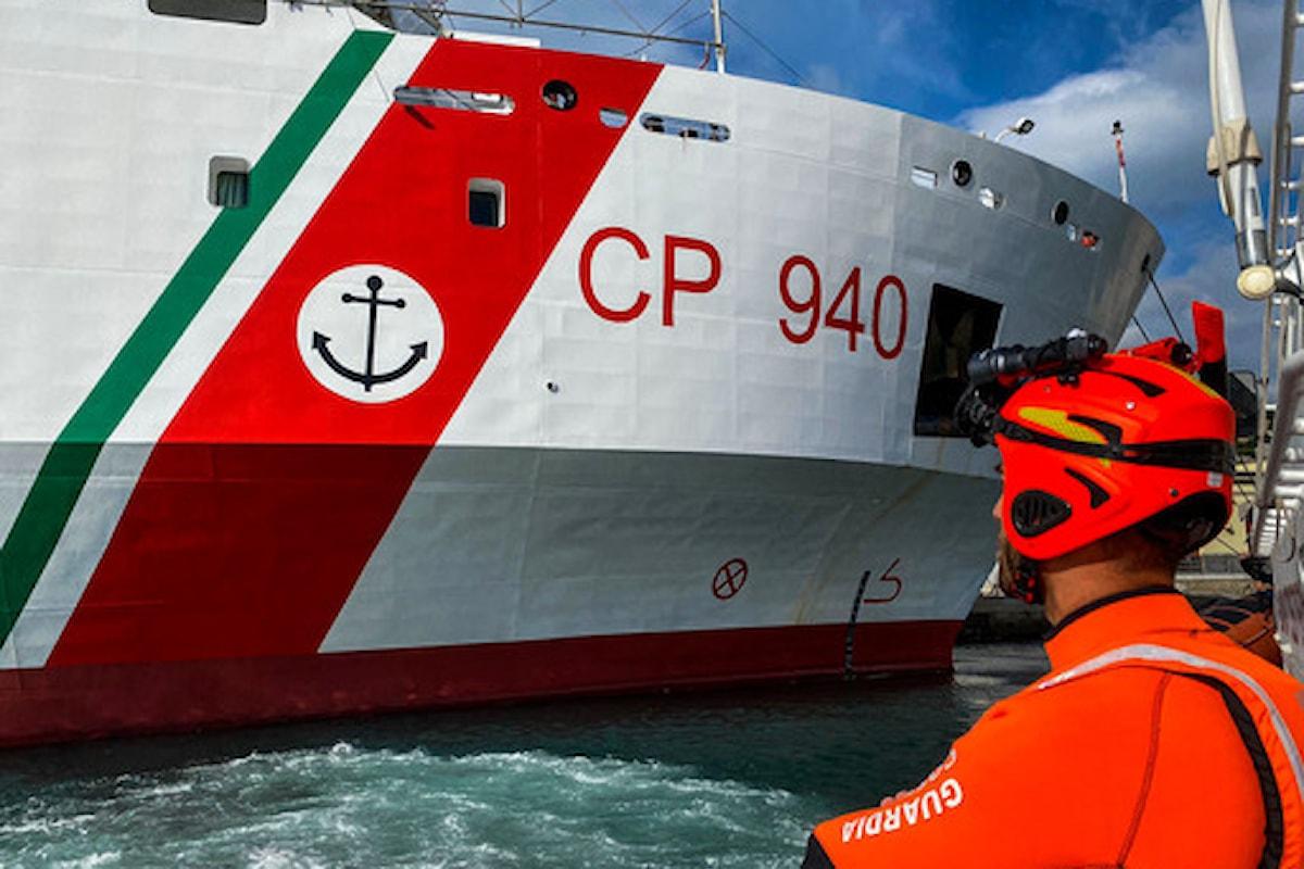 BARCOLANA: con la Guardia Costiera si parla di sostenibilità