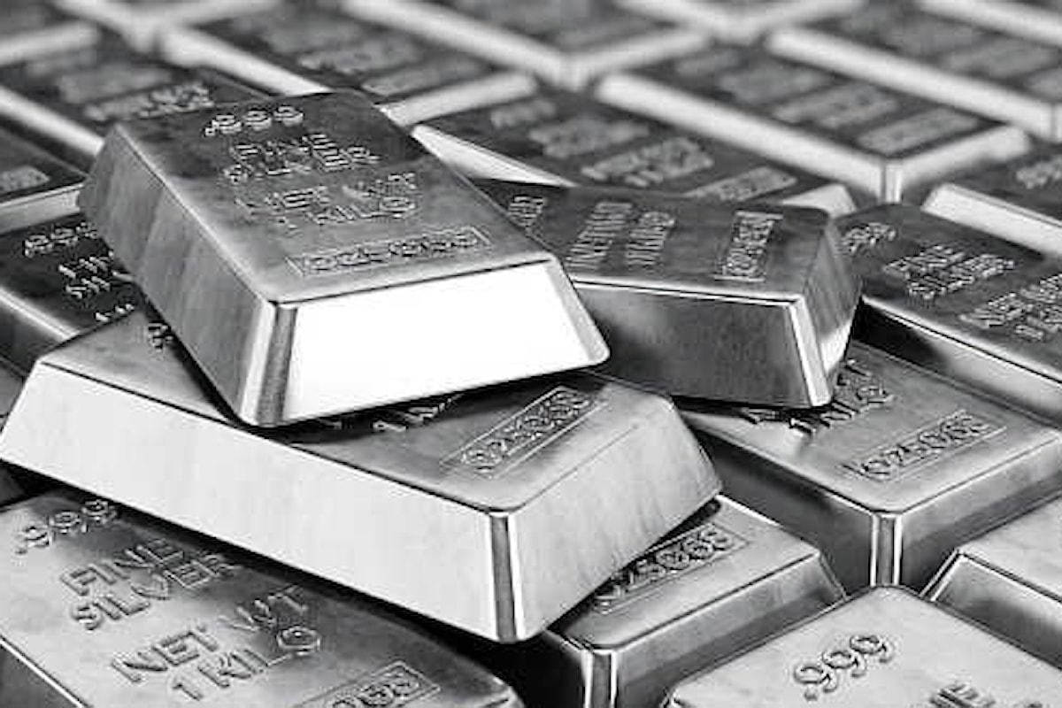 Investitori cauti sull'argento in vista del dato sul lavoro negli USA